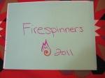 Firespinners. 2011.
