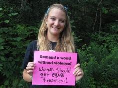 Women should get equal treatment!