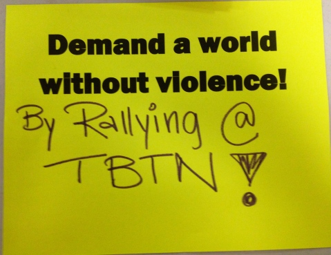 By Rallying @ TBTN!