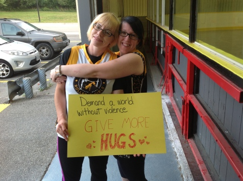 Give more hugs -- Hardcore Lolo and Halfway Horrible