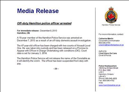 HPS Media Release - November 2013