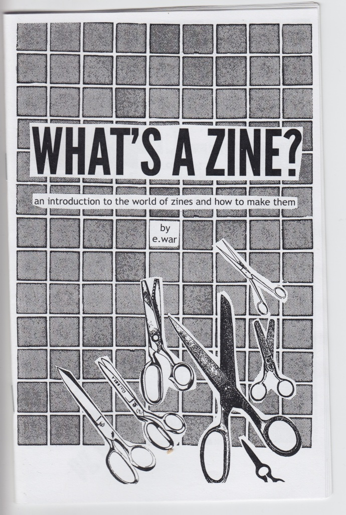 whats a zine