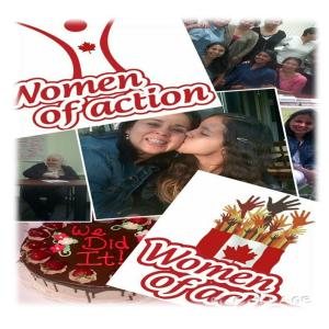 Women of Action HFZF