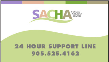 SACHA CS business card front