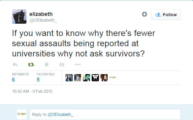 elizabeth tweet