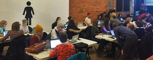 ladies learning code hamilton