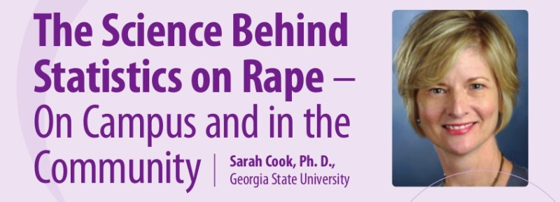 The Science behind Statistics on Rape - May 4th