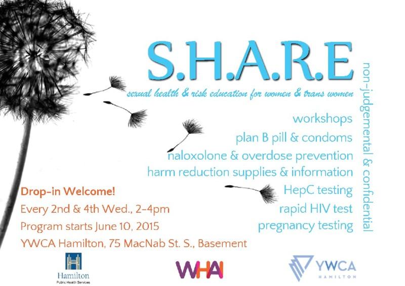 SHARE program June 10th