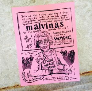 malvinas poster
