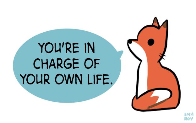 Illustration by Emm Roy - http://positivedoodles.tumblr.com/