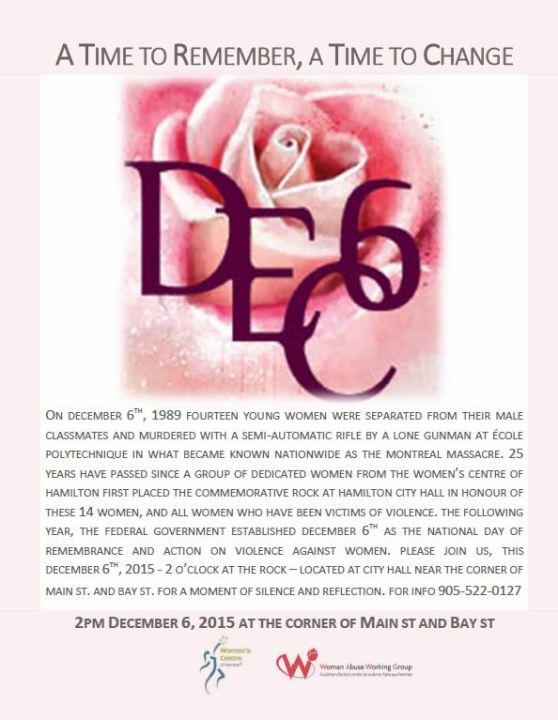 Dec 6 2015 poster