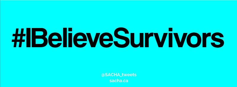 Selfies to support survivors banner