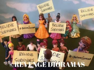 Revenge dioramas